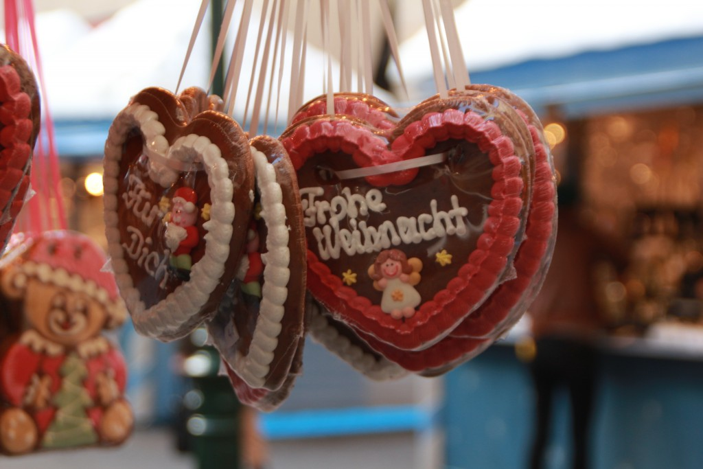 Kerstmarkten Duitsland