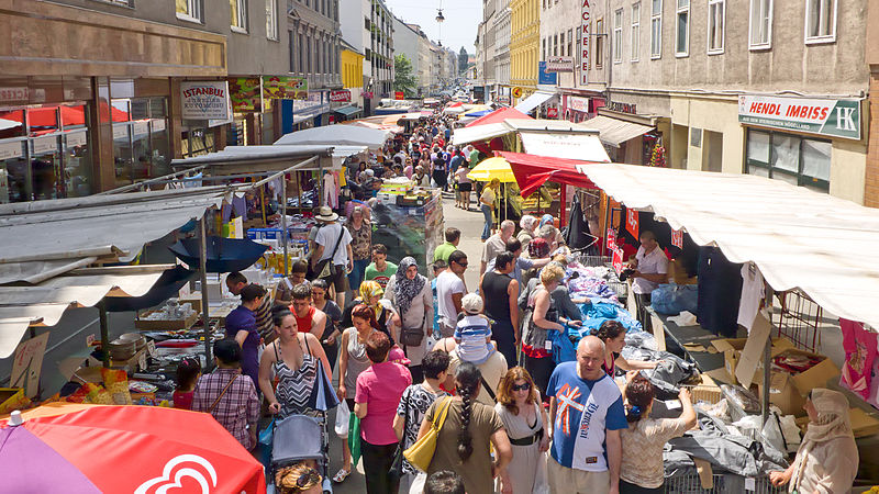 Yppenplatz 15 tips voor Wenen