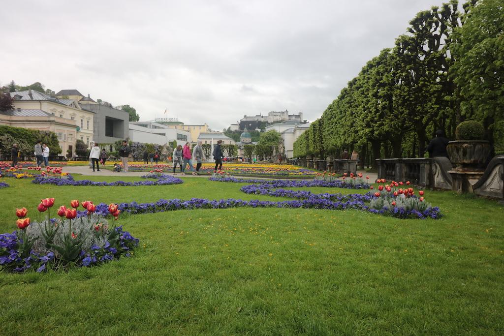 Tuinen van Schloss Mirabell