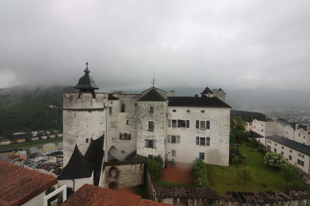 Festung Hohensalzburg - Kasteel Hohen Salzburg