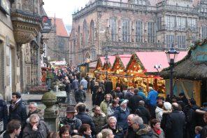 Een weekend naar de kerstmarkt in Bremen