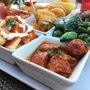Lekker eten op Mallorca