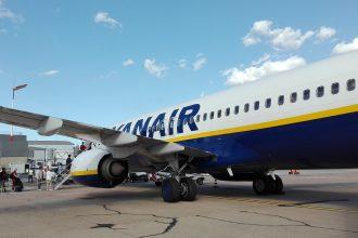 Ryanair handbagage regels