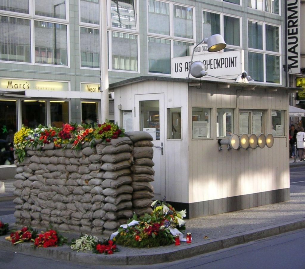 Ga niet naar Checkpoint Charlie