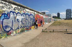 6 tips voor de Berlijnse muur