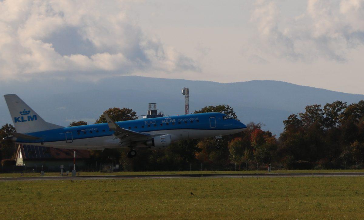 KLM vliegt weer naar Graz